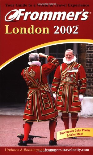 9780764564734: Frommer's London 2002 (Frommer's Complete Guides)
