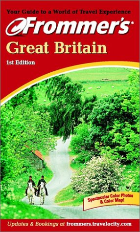Frommer's Great Britain (Frommer's Complete Guides) (0764564757) by Darwin Porter; Danforth Prince