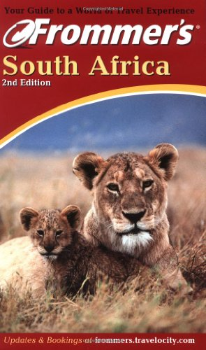 9780764564772: Frommer's South Africa (Frommer's Complete Guides)