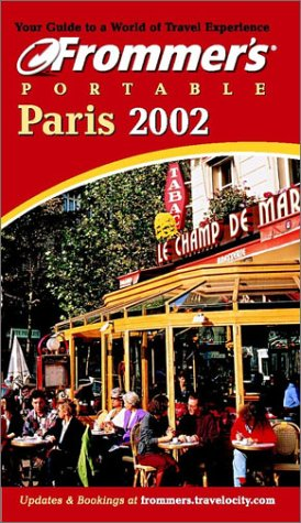 9780764564796: Paris 2002 (Frommer's Portable)