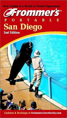 Frommer's Portable San Diego: Yates, Stephanie Avnet
