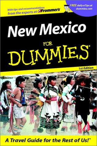 New Mexico for Dummies: Lesley King; Granville Greene