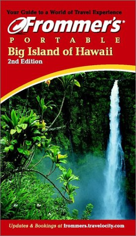 9780764565380: Frommer's Portable Big Island of Hawaii
