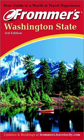 9780764565533: Frommer's Washington State (Frommer's Complete Guides)