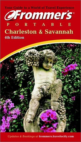 9780764565588: Frommer's Portable Charleston & Savannah