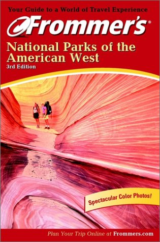 9780764565601: Frommer's National Parks of the American West (Park Guides)