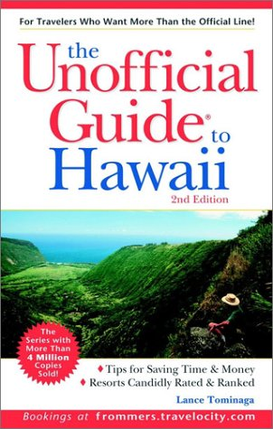 9780764565700: Unofficial Guide to Hawaii (Unofficial Guides)