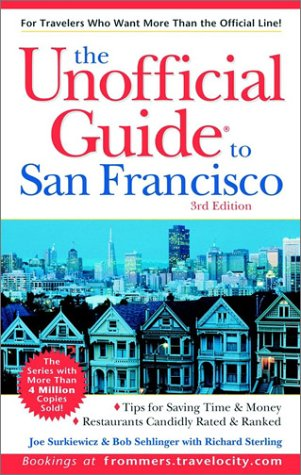 9780764565786: Unofficial Guide to San Francisco (Unofficial Guides)