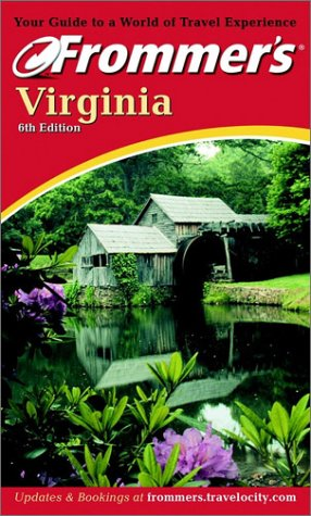 9780764565809: Frommer's Virginia (Frommer's Complete Guides)