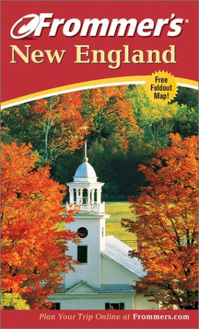 9780764566301: Frommer's New England 2003 (Frommer's Complete Guides)