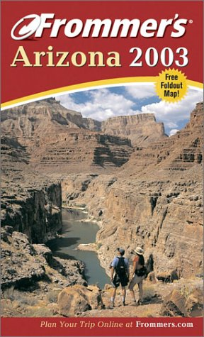 9780764566707: Frommer's Arizona 2003
