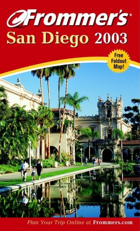 9780764566738: Frommer's San Diego 2003