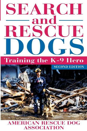 9780764567032: Search and Rescue Dogs: Training the K-9 Hero