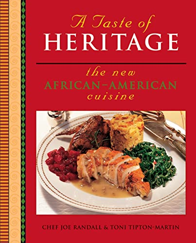 9780764567100: A Taste of Heritage: The New African American Cuisine