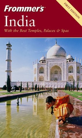 9780764567278: Frommer's India (Frommer's Complete Guides)