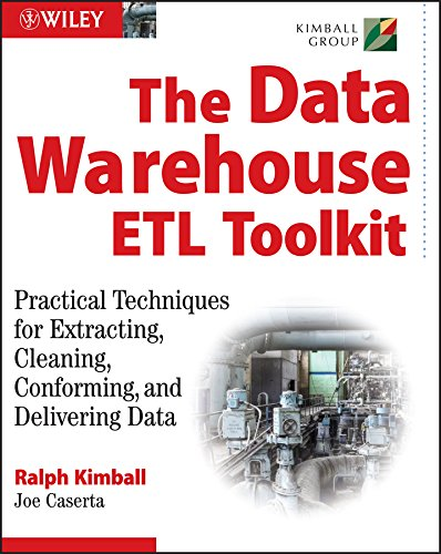 9780764567575: The Data Warehouse ETL Toolkit: Practical Techniques for Extracting, Cleaning, Conforming, and Delivering Data