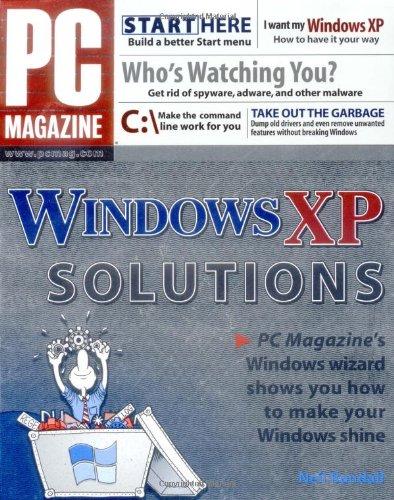9780764567735: PC MagazineWindowsXP Solutions