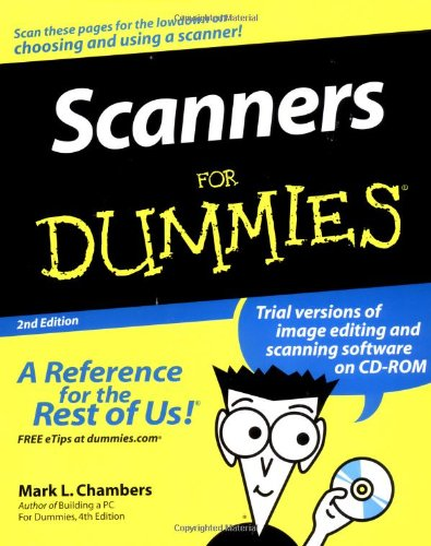 Scanners for Dummies: Mark L. Chambers