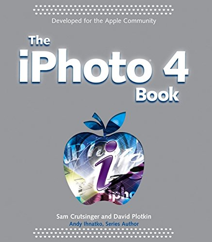 9780764567971: The iPhoto 4 Book