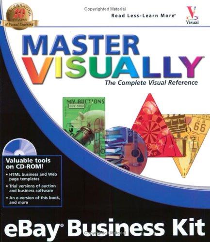 9780764568169: Master VISUALLYeBayBusiness Kit