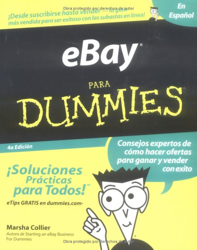 9780764568176: eBay Para Dummies (Spanish Edition)