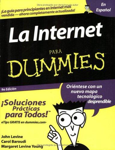 9780764568190: La Internet Para Dummies