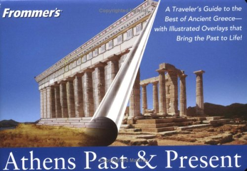 9780764568237: Frommer's Athens Past & Present (Frommer's Athens Past & Present)
