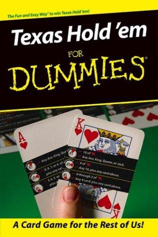 9780764568411: Texas Hold'Em for Dummies