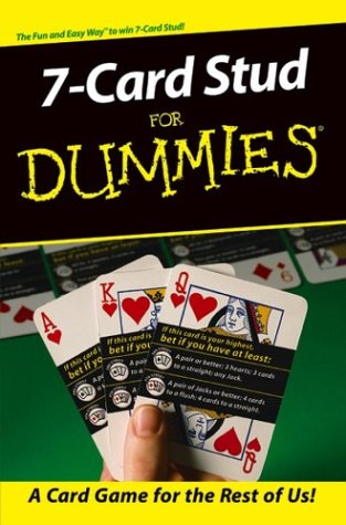 9780764568435: Seven-Card Stud for Dummies