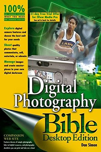 9780764568756: Digital Photography Bible: Desktop Edition