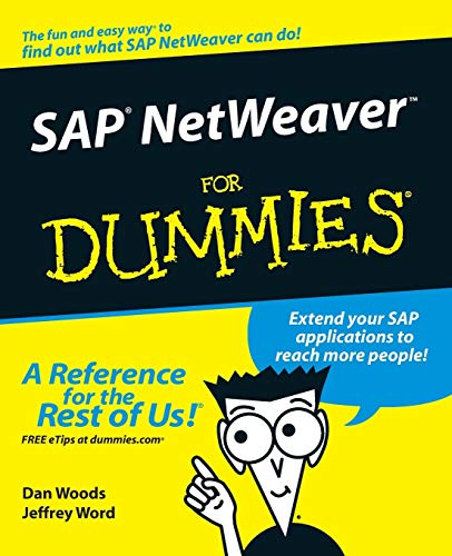 9780764568831: Sap NetWeaver for Dummies