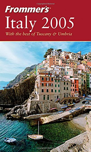 9780764568923: Frommer's Italy 2005