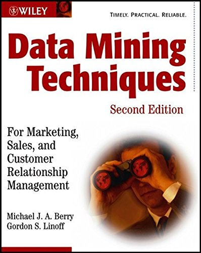 9780764569074: Data Mining Techniques, Second Edition: