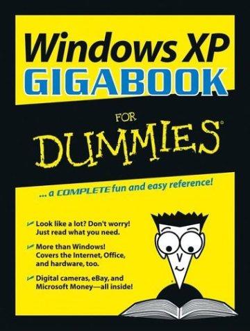 Windows XP Gigabook for Dummies (For Dummies: Doug Lowe, Margaret