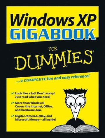 9780764569227: Windows?XP Gigabook For Dummies