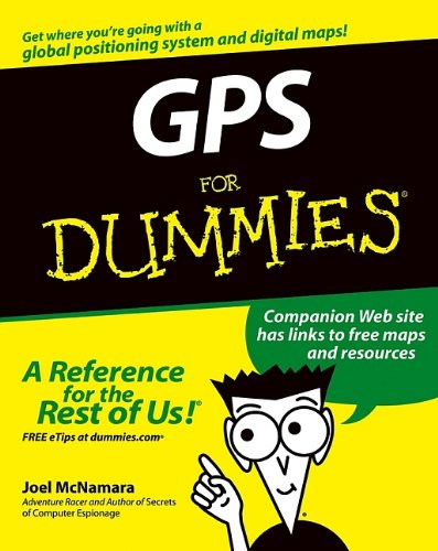 9780764569333: GPS Navigation for Dummies