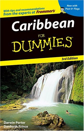 9780764569401: Caribbean for Dummies (Dummies Travel) 3rd Edition