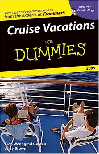 9780764569418: Cruise Vacations For Dummies 2005 (Dummies Travel)