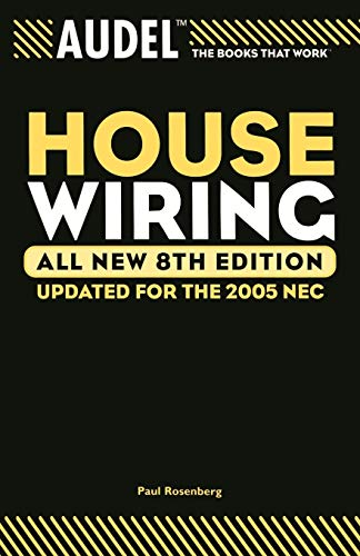 9780764569562: Audel House Wiring