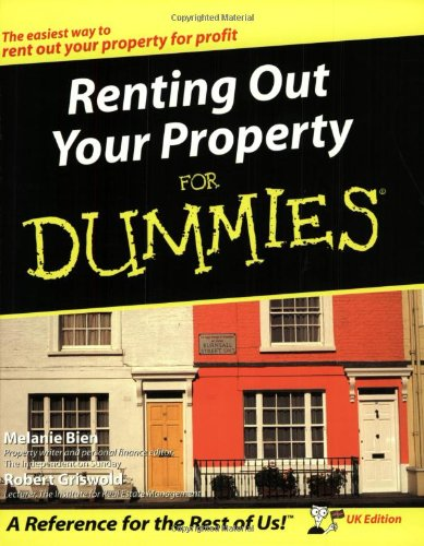 9780764570162: Renting Out Your Property For Dummies: UK Edition