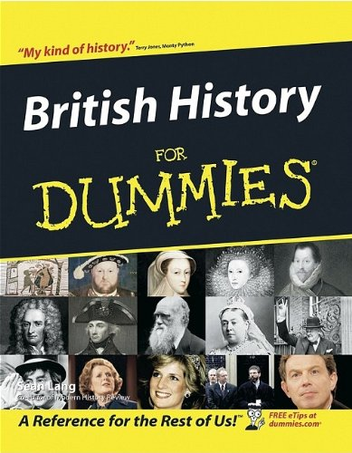 9780764570216: British History For Dummies