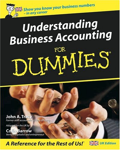 9780764570254: Understanding Business Accounting for Dummies