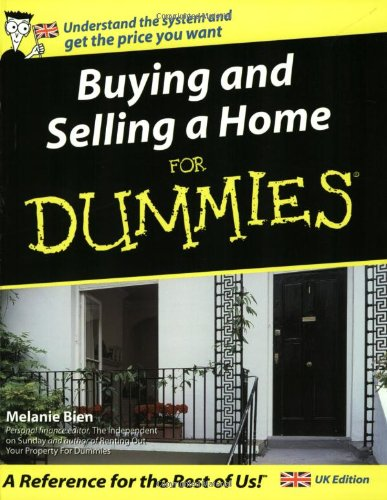 9780764570278: Buying and Selling a Home For Dummies