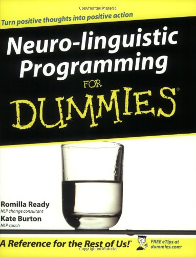 9780764570285: Neuro-Linguistic Programming for Dummies