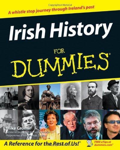 Irish History For Dummies: Cronin, Mike