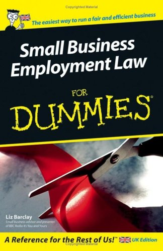 9780764570520: Small Business Employment Law For Dummies
