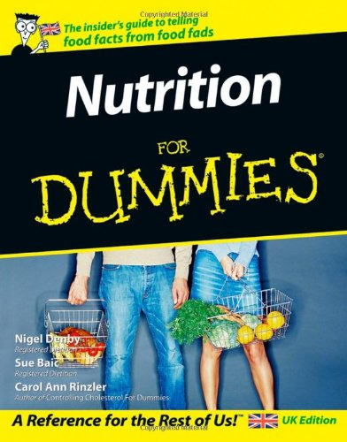 9780764570582: Nutrition For Dummies