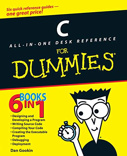 9780764570698: C All-in-One Desk Reference For Dummies