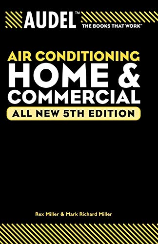 Audel Air Conditioning Home and Commercial (Paperback)