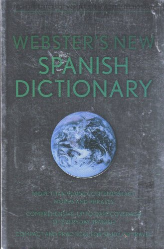 9780764571213: Webster's New Spanish Dictionary (Spanish-English/English-Spanish)